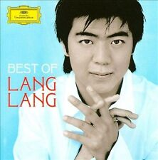 BRAND NEW CD: The Best of Lang Lang (Deutsche Grammophon)