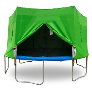 Jump Tastic Tent for 14ft Trampoline 6 Straight Poles (TRAMPOLINE NOT INCLUDED)