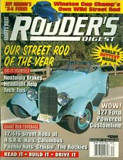 1996 Rodder's Digest Magazine: Street Rod of the Year/427 Ford Powered Customlin