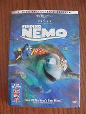 Disney Pixar Finding Nemo - DVD, 2003, 2-Disc Set