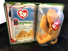 TY Beanie Baby - Humphrey MacDonald's in unopened orig package 1994 Retired NIP