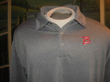 BOURNE BRAVES(Cape Cod League)GOLF POLO SHIRT(Dri-Fit)Size:LG.By:NIKE>NICE>LQQK>