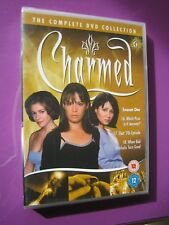 Charmed {DVD} Season One {6} - Episodes 16 - 17 - 18 New Sealed With  FREEPOST