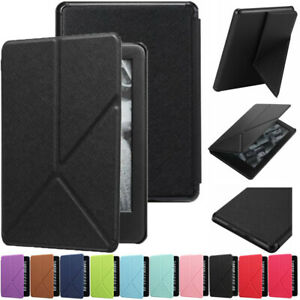 """For 6"""" Amazon Kindle Paperwhite 1 2 3 4 10th Gen 2019 Smart Stand PU Case Cover"""