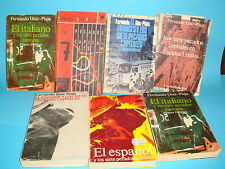 Collecting the seven deadly sins - 7 books by F. Diaz-plaja -