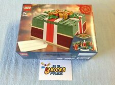 Lego Christmas Exclusive 40292 Christmas Gift Box New/Sealed/Retired/Hard 2 Find