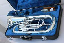 Yamaha YEP321 Euphonium Horn YEP 321 Baritone Case & Mouthpiece FAST SHIPPING