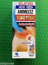 x4 46ml AMMELTZ YOKO YOKO FAST EFFECTIVE ACHES PAIN RELIEF