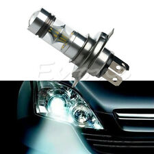 New H4 6000K 100W LED 20-SMD Projector Fog Driving DRL Light Bulb HID White