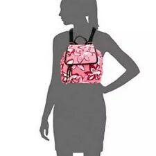 KATE SPADE Molly Nylon Mini Backpack Coral Floral NWT - RARE EXCLUSIVE