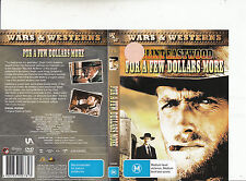 For A Few Dollars More-1965-Clint Eastwood-Movie-Dvd
