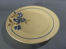 Antigua plato cerámica de Badonviller modelo Túnez art pop french antiguo