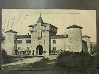 cpa 69 env st symphorien sur coise chateau de saconay