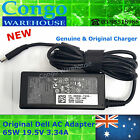 Original AC Charger For Dell Inspiron 11 13 3152 7347 7000 3148 19.5V 3.34A 65W
