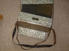 "Old Swiss diatonic button accordion needs service ""Nussbaumer"""