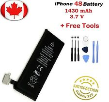 iPhone 4S Replacement Battery APN 616-0580 1430mAh With Repair Tools