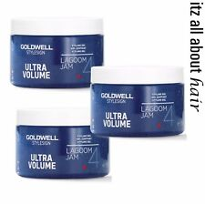 Goldwell Styling Lagoom Jam Volume Gel 3 x 150ml (Trio Pack) Australian Seller