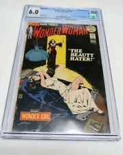 Wonder Woman #200 D.C. Comics 5-6/72 Graded CGC 6.0 Off-White to White Pages