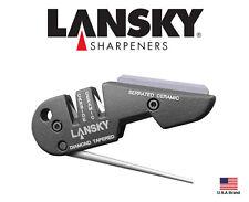 LANSKY Sharpeners Blade Medic 4-In-1 Knife And Tool Pocket Sharpener