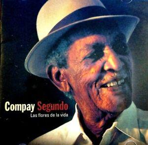Compay Segundo - Las Flores De La Vida  - CD, VG