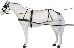 Horse Driving Harness - Biothane - Bio Tough - Horse Size