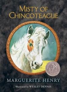 Misty of Chincoteague by Marguerite Henry: New