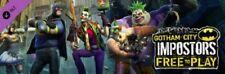 Gotham City Impostors: Professional Impostor Kit DLC Steam Key Digital Download