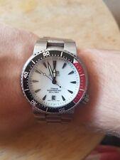 Oris titanium automatic 300m wrist watch (needs repair)