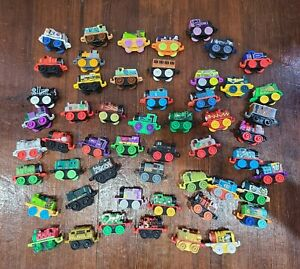 Thomas The Train Mini Micro Lot Of 53 Trains