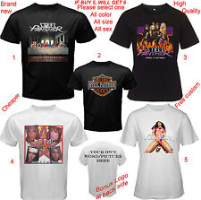 Steel Panther band concert tour album T-shirt All Size S,M,L~5XL,Kids,infant