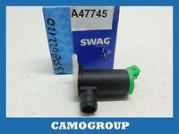 Water Pump Washer Pump Windshield Swag Fiat Ulysse PEUGEOT 106 206