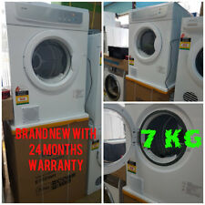 Euro E7SDWH 7kg Clothes Dryer (Brand New 2 Yr Manufacturer Warranty) 97925354