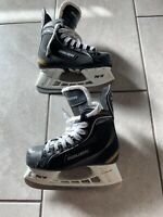 BAUER SUPREME ONE20 YOUTH ICE HOCKEY SKATES SIZE 2R SHOE 3 EXCELLENT CONDITION
