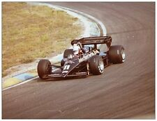 Photo John Player Special Lotus Renault 95T 1984 #11 Elio de Angelis GP (NL)