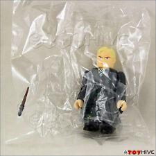 """Harry Potter Draco Malfoy with wand Medicom Kubrick 2"""" Figure original box chase"""