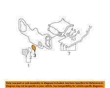 SUBARU OEM 01-09 Outback 3.0L-H6-Water Pump Gasket 806982030