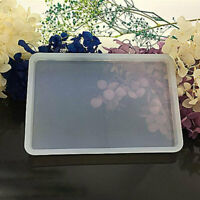 1X Silicone Mould Mold for Resin Curve Bangle DIY Jewelry Making Tool w