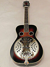 Recording King RR-75PL-SN Phil Leadbetter Signature Squareneck Resonator Guitar