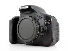 Canon EOS 600D 18.0MP Digital SLR Camera