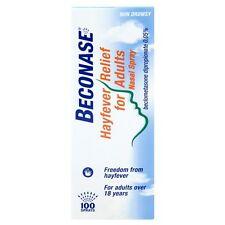 Beconase Hayfever Allergy Nasal Spray - 100 Sprays Fresh Stock
