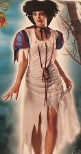 Nursery Krhmes Snow Fright Womens Halloween Costume Dress Cape Size XS - NIP