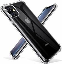 "Hülle Anti-schock Stoßfest Silikon Hart IPHONE 11 6.1 "" Transparent Verstärkt"