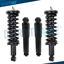Front Struts & Rear Shocks 4.0L 5.6L for 2005 2006 2007 - 2012 Nissan Pathfinder