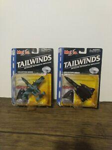 Maisto Tailwinds Lot Of 2..NIB