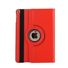 Apple iPad 2   3   4 Generation 9.7 360° Cover Case Tablet Hülle rot Tasche