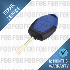 Ford Transit Mk7 Blue Remote Key Fob Repair Service Fix