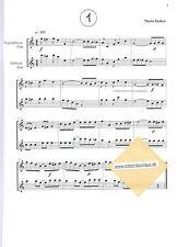 Blockflöte Noten (Sopran + Alt) : 9 melodische Vortragsstücke ZANKER leiMittel