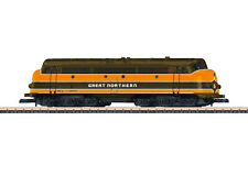 Marklin 88636 Z Swedish 1100 Great Northern Diesel Locomotive *NEW *USA Dealer