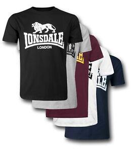 "Lonsdale London T-Shirt ""LOGO"" Herren"
