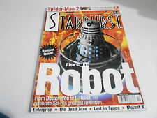 #313 Starburst science fiction television magazine Dr Who